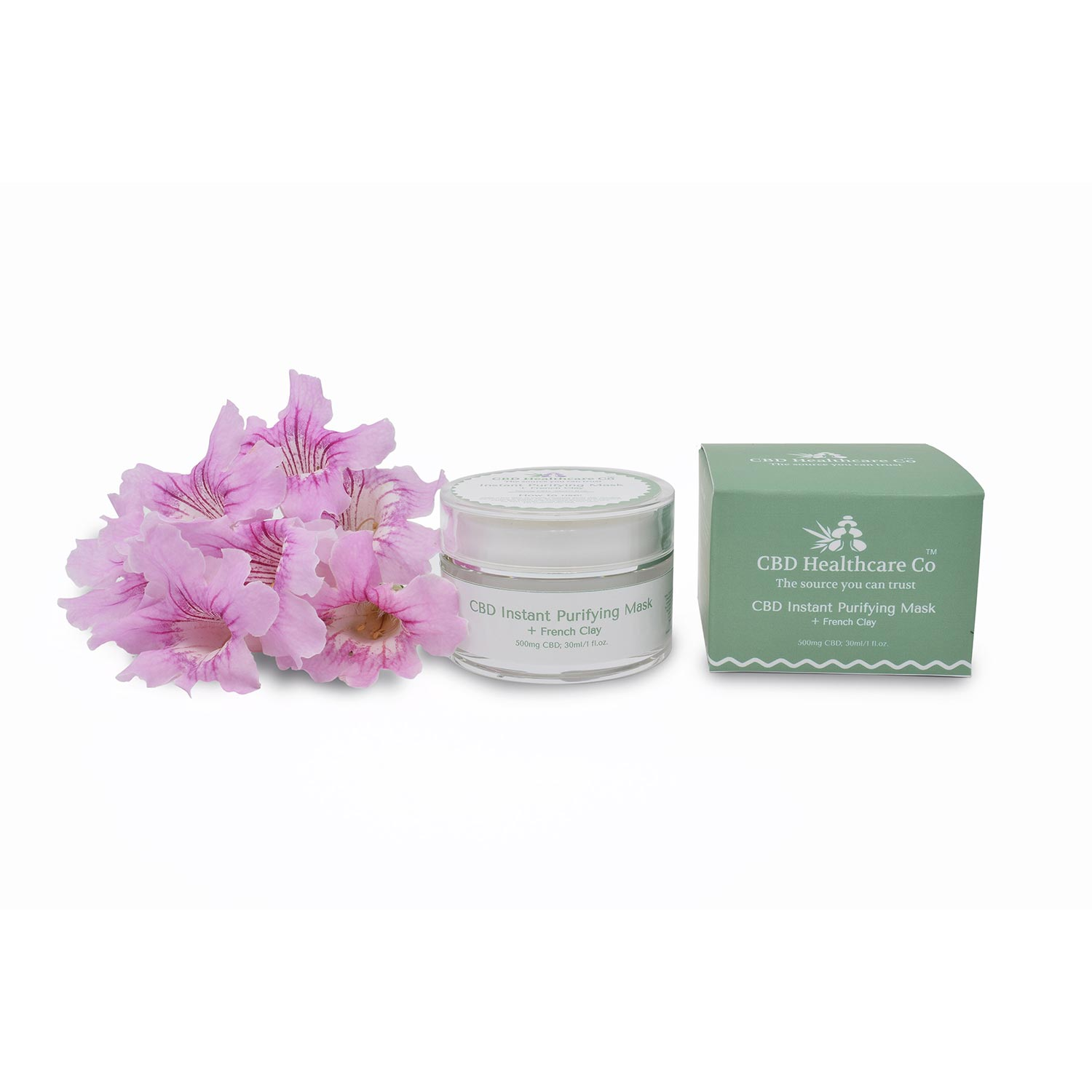 CBD Healthcare Company CBD Instant Purifying Mask